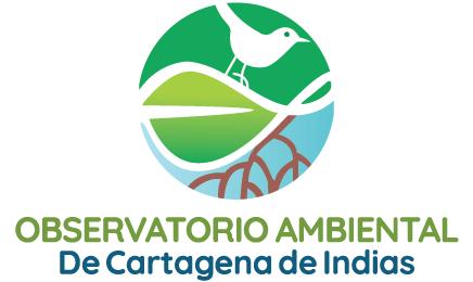 Observatorio Ambiental de Cartagena de Indias logo